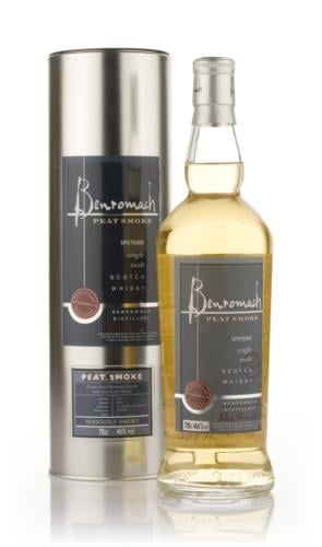 Benromach Peat Smoke (Batch 2) Single Malt Scotch Whisky