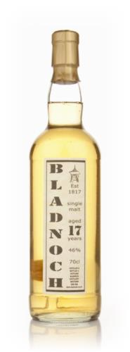 Bladnoch 17 Year Old Single Malt Scotch Whisky