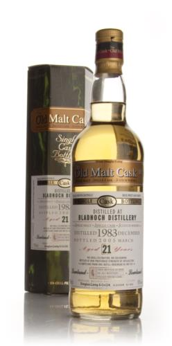 Bladnoch 1982  21 Year Old