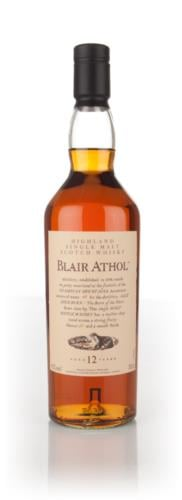 Blair Athol 12 Year Old Flora & Fauna Single Malt Scotch Whisky
