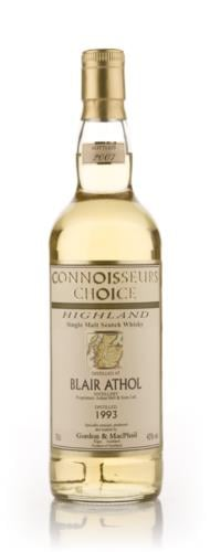 Blair Athol 1993  Connoisseurs Choice Single Malt Scotch Whisky