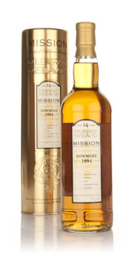 Bowmore 1994  14 Year Old  Murray McDavid