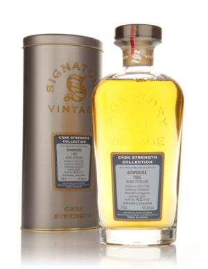 Bowmore 1985  23 Year Old  Signatory