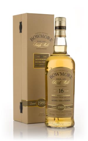 Bowmore 1989  16 Year Old Single Malt Scotch Whisky