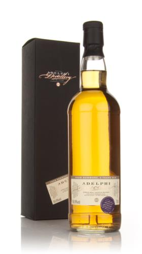 Bowmore 2001  8 Year Old  Adelphi Single Malt Scotch Whisky