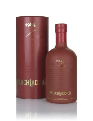 Bruichladdich 1984 22 Year Old Redder Still Single Malt Scotch Whisky