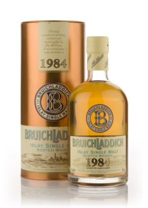 Bruichladdich 1984  Single Malt Scotch Whisky