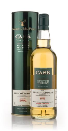 Bruichladdich 1991 Sherry Cask Single Malt Scotch Whisky