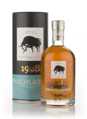 Bruichladdich 1998 Oloroso Sherry Cask Single Malt Scotch Whisky