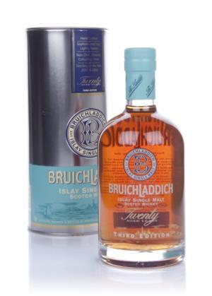 Bruichladdich 20 Year Old Flirtation (3rd Edition)