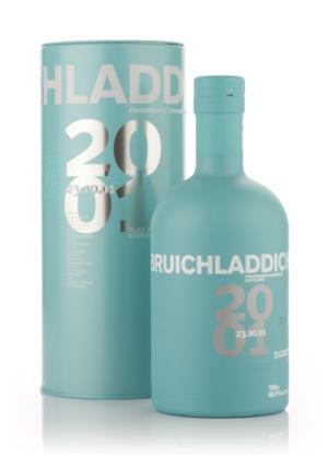 Bruichladdich 2001 7 Year Old Resurrection Single Malt Scotch Whisky