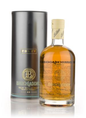 Bruichladdich 40 Year Old Single Malt Scotch Whisky