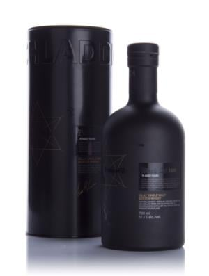 Bruichladdich 1989 19 Year Old  Black Art Single Malt Scotch Whisky