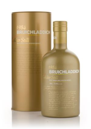 Bruichladdich 1984 23 Year Old Golder Still Single Malt Scotch Whisky