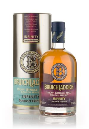 Bruichladdich Infinity (2nd Edition) Single Malt Scotch Whisky