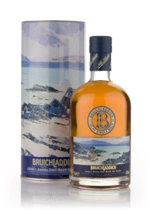 Bruichladdich 1966  36 Year Old  Legacy Series 1 Single Malt Scotch Whisky