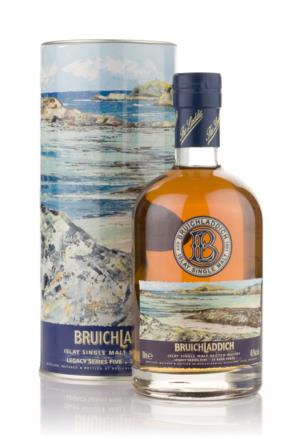 Bruichladdich 33 Year Old Legacy 5 Single Malt Scotch Whisky
