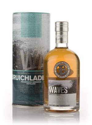 Bruichladdich Waves Single Malt Scotch Whisky