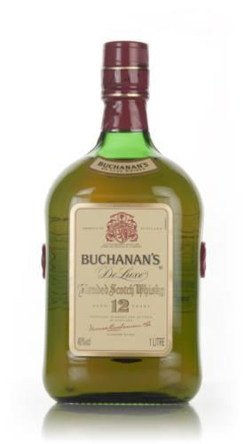 Buchanan S 12 Year Old De Luxe 1l Whisky Master Of Malt