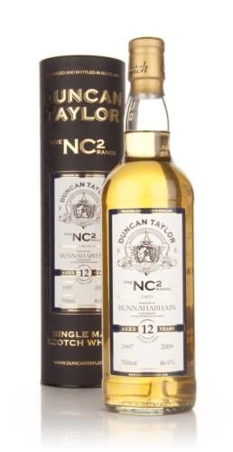 Bunnahabhain 1997  12 Year Old  Duncan Taylor (NC2) Single Malt Scotch Whisky