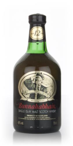 Bunnahabhain 12 Year Old (Old Bottle) Single Malt Scotch Whisky
