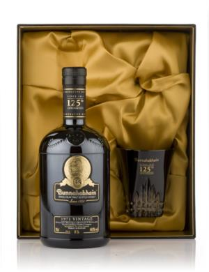 Bunnahabhain 1971 35 Year Old 125th Anniversary Single Malt Scotch Whisky