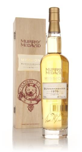 Bunnahabhain 1976 31 Year Old Murray McDavid