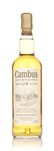 Cambus 24 Year Old 1986 Cask 18990 (Bladnoch)