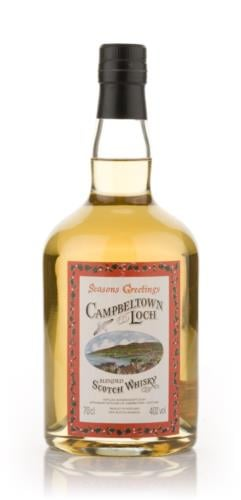 Campbeltown Loch Blended Scotch Whisky