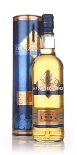 Caol Ila 1992 - Coopers Choice (Vintage Malt Whisky Co)