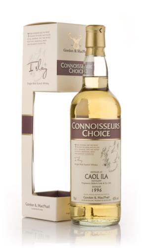 Caol Ila 1996 Connoisseurs Choice Single Malt Scotch Whisky