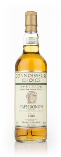 Caperdonich 1980 - Connoisseurs Choice (Gordon and MacPhail)