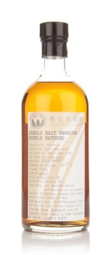 Chichibu Double Matured Newborn Cask No. 446