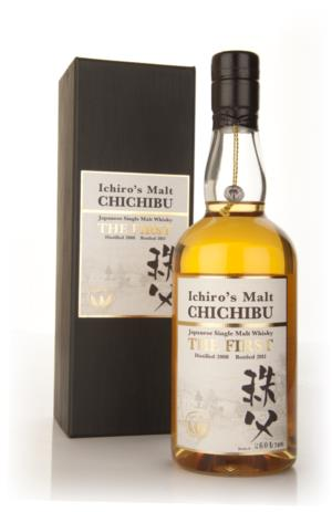 Chichibu The First Japanese Single Malt Whisky