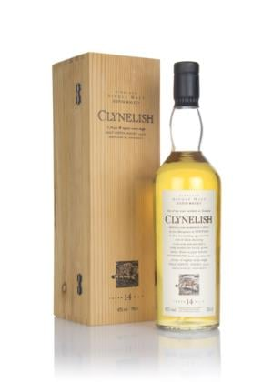 Clynelish 14 Year Old  Flora and Fauna (Old Bottle) Single Malt Scotch Whisky