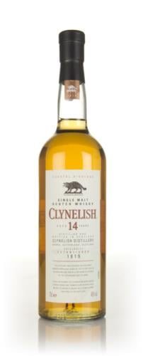Clynelish 14 Year Old Single Malt Scotch Whisky