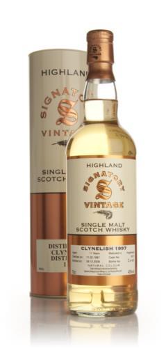 Clynelish 1997 Single Malt Scotch Whisky