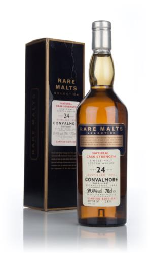 Convalmore 1978 24 Year Old  Rare Malts Single Malt Scotch Whisky