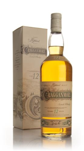 Cragganmore 12 Year Old (1 litre) Single Malt Scotch Whisky