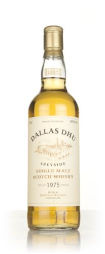 Dallas Dhu 1975 Gordon and MacPhail Single Malt Scotch Whisky