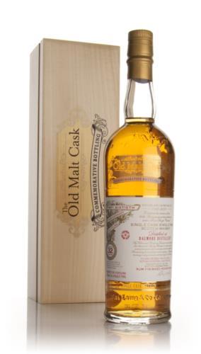 Dalmore 32 Year Old Rum Finish Old Malt Cask Single Malt Scotch Whisky