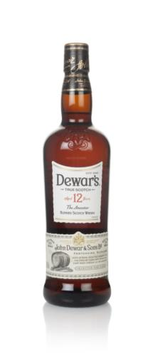 Dewars 12 Year Old Special Reserve