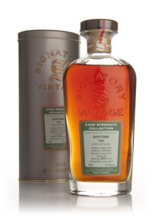 Dufftown 1984 25 Year Old Sherry Butt Single Malt Scotch Whisky