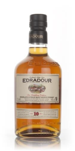 Edradour 10 Year Old Single Malt Scotch Whisky