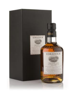 Edradour 1973 30 Year Old Single Malt Scotch Whisky