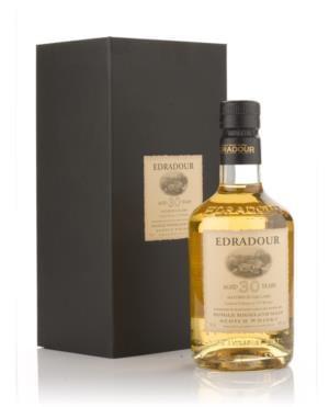 Edradour 30 Year Old Oak Cask Single Malt Scotch Whisky