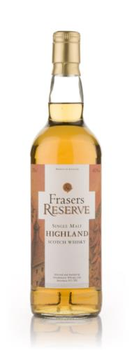 Frasers Highland Reserve (Gordon and MacPhail)