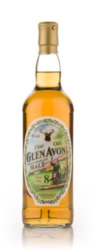 Glen Avon 8 Year Old (Gordon and MacPhail)