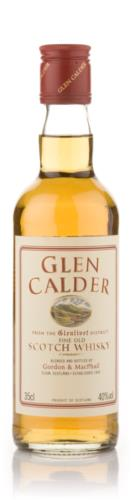 Glen Calder Blended 35cl (Gordon and MacPhail)