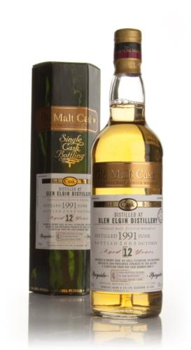 Glen Elgin 1991 12 Year Old